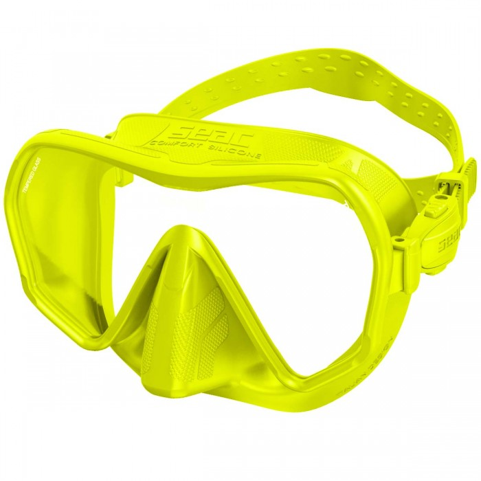 Masca Seac TOUCH Yellow 01
