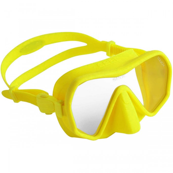 Masca Seac TOUCH Yellow 02